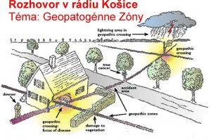 Geopatogénne zóny ilustračný obrázok